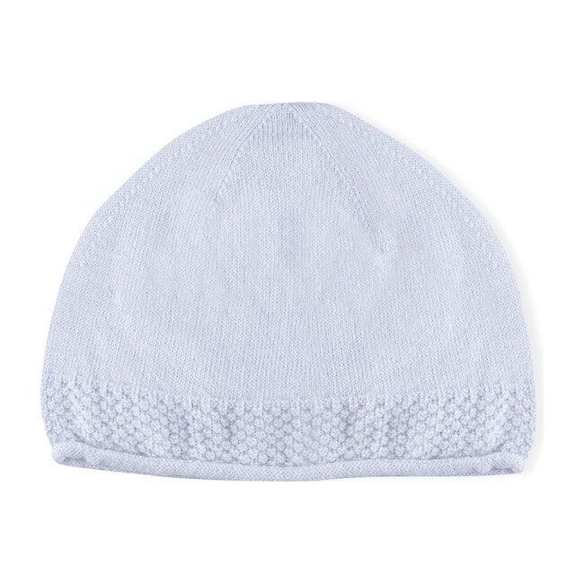 Logan Tricot Hat, Blue