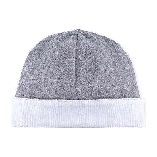 Ivy Cotton Hat, Grey
