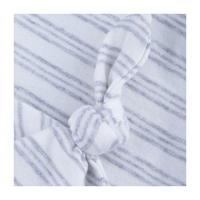 Knot Cotton Hat, Stripes