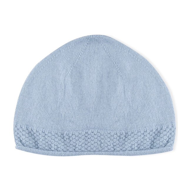 Aaron Tricot Hat, Blue