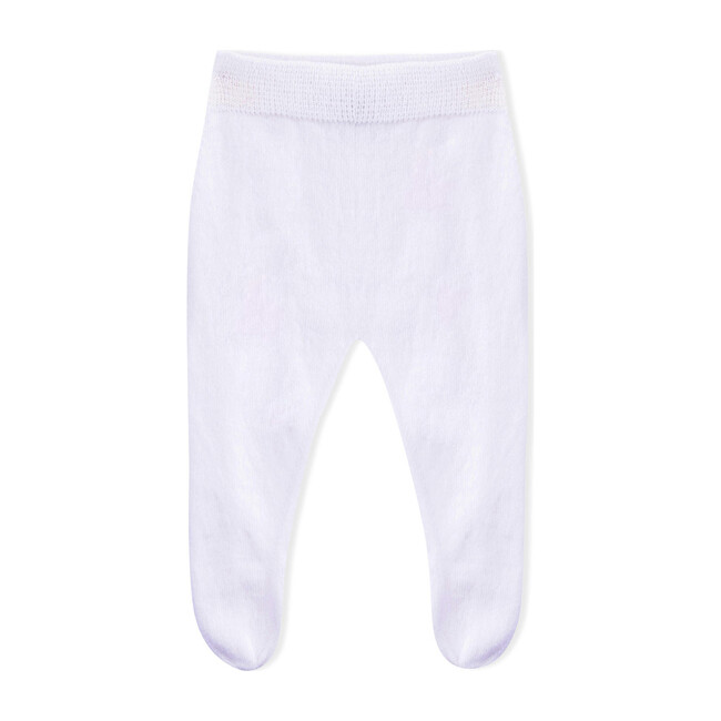 Dee Tricot Trousers, White