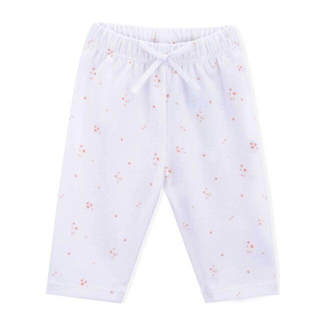 Jersey Trousers, Flowers