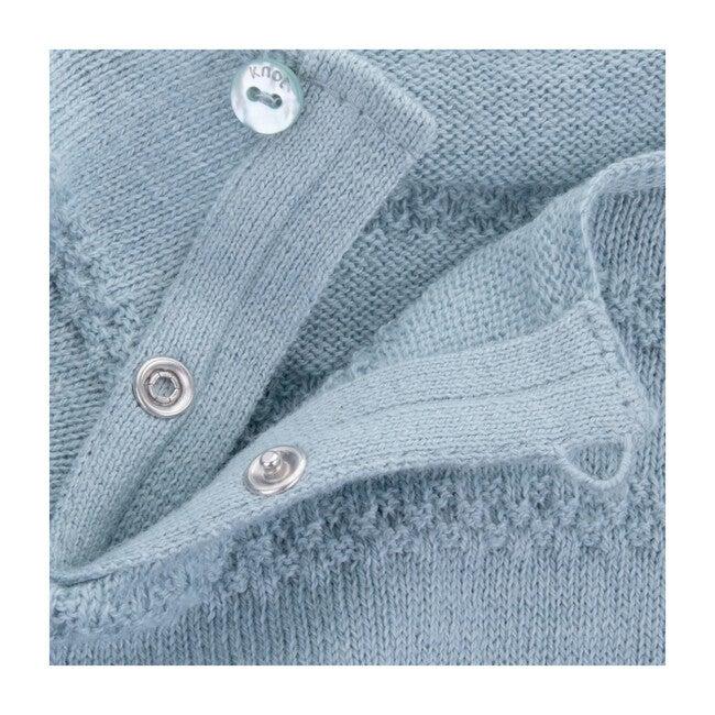 Ali Tricot Sweater, Blue