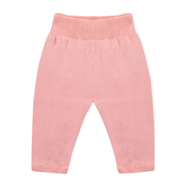 Shane Tricot Trousers, Pink