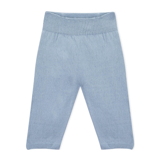 Shane Tricot Trousers, Blue