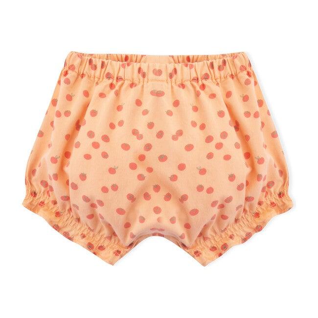 Tomatoland Twill Shorts, Orange