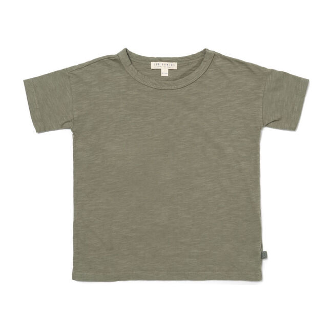 The Boxy Tee, Olive