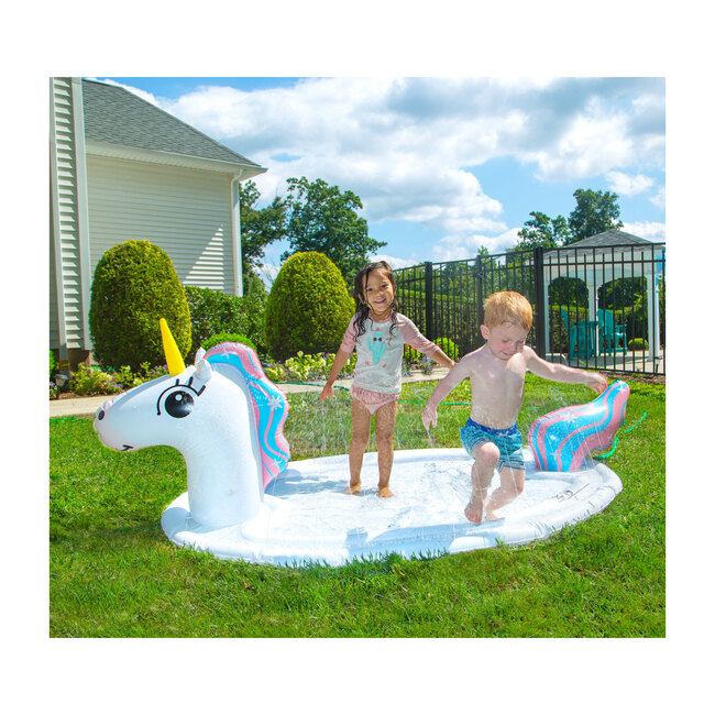 Splashy Sprinkler, Unicorn