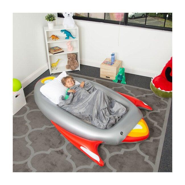 Dream Inflatable Sleepover Bed, Rocket