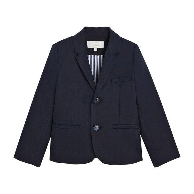 Formal Blazer, Navy Blue