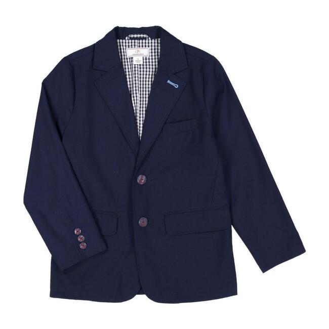 Sloan Summer Blazer, Medieval Blue - Blazers - 1