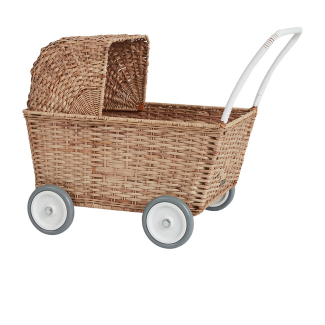 Strolley, Natural - Push & Pull - 1