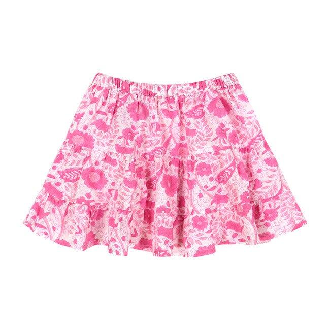 Pixie Skirt, Rosebud