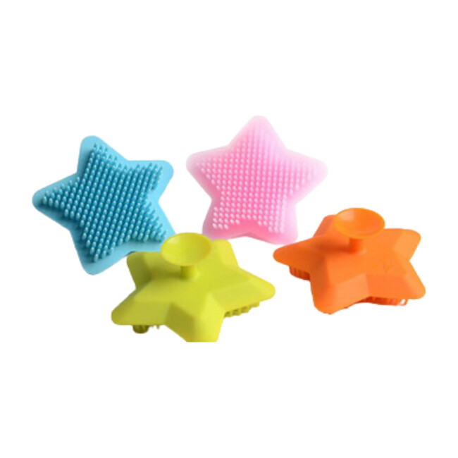 Star Scrubber, Orange