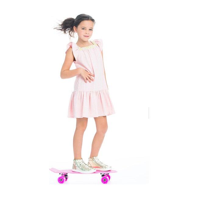 Kayce Dress, Pink