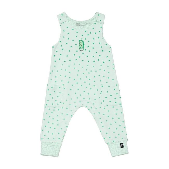 Sweet Pea Overall, Green