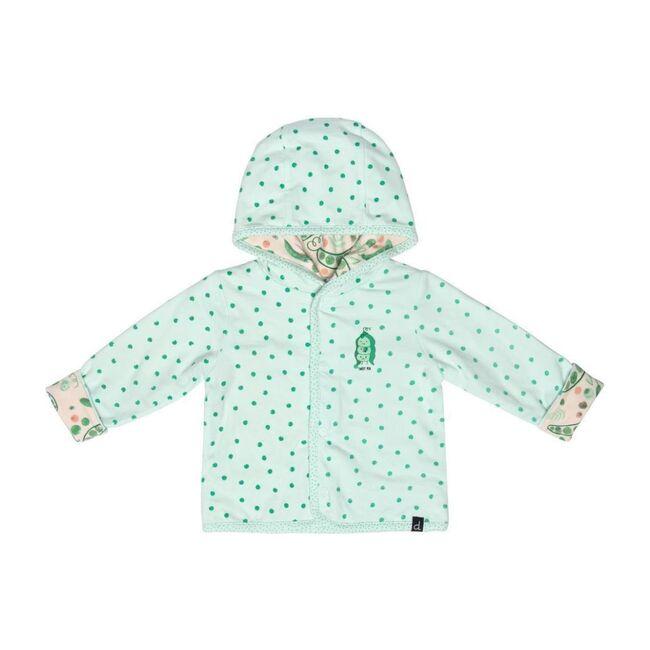 Sweet Pea Reversible Jacket, Green