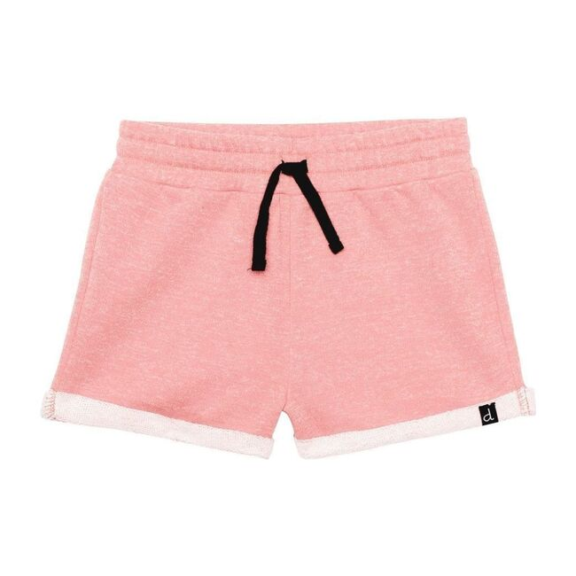 French Terry Shorts, Peach