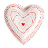 Heart Doily Plate - Tableware - 1 - thumbnail
