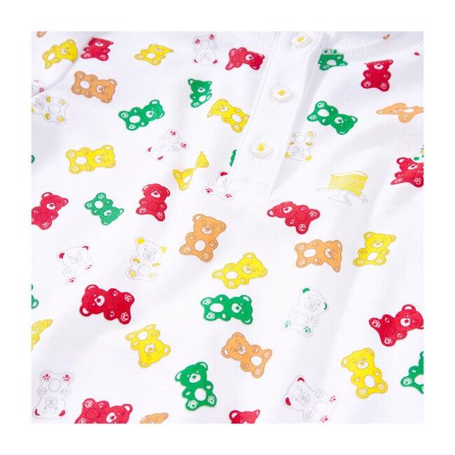 Gummy Bear Party Onesie & Hat, Multi