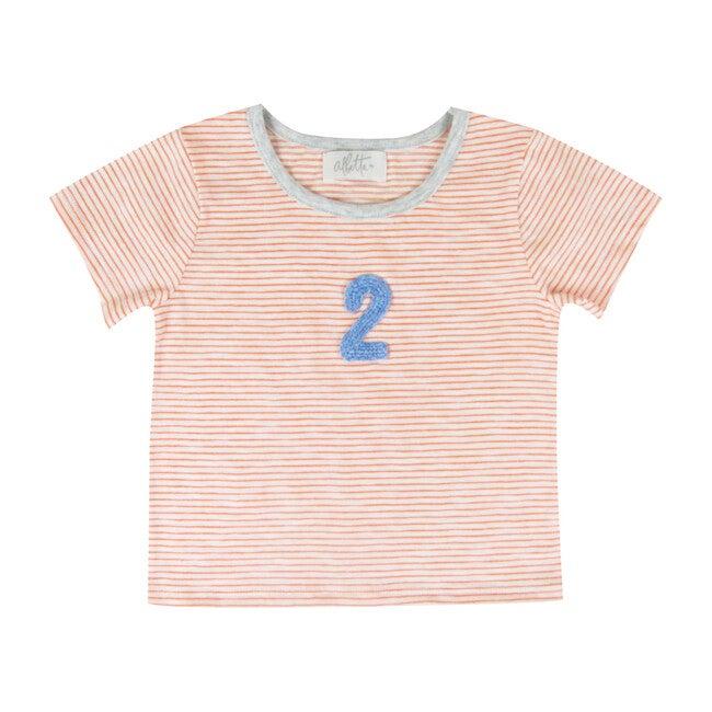 2nd Year Birthday T-Shirt