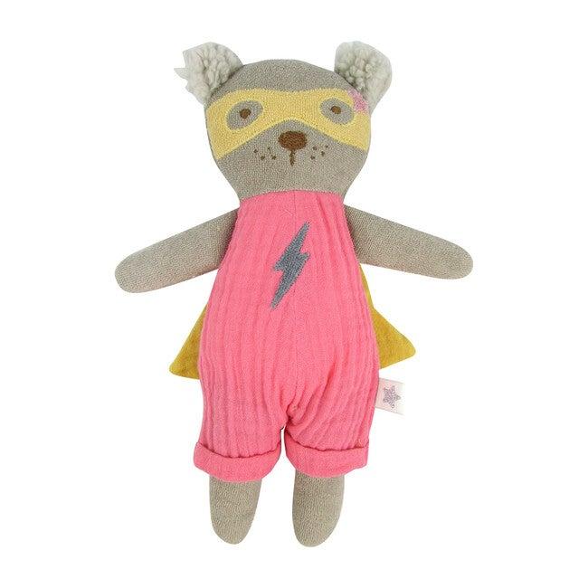 Bear Super Hero Doll