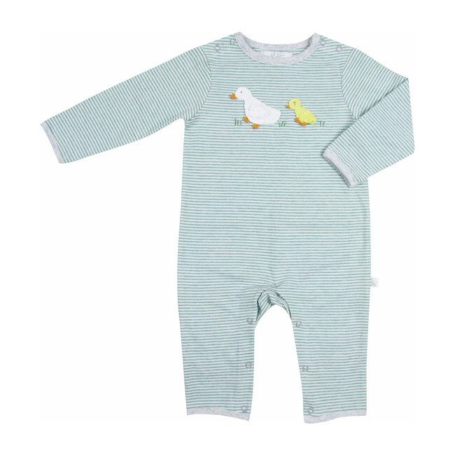 Crochet Domi Ducks Babygro