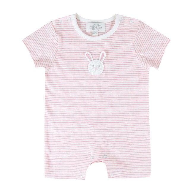 Mini Crochet Bunny Babyvest