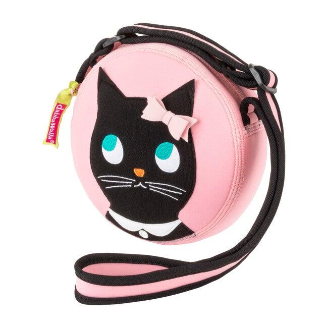 Kitty Crossbody Purse, Pink