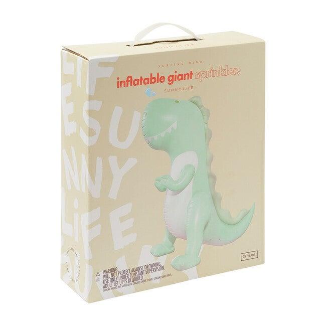 Inflatable Giant Sprinkler, Dino
