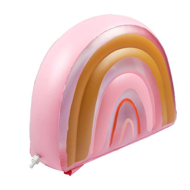 Inflatable Sprinkler Rainbow, Pink