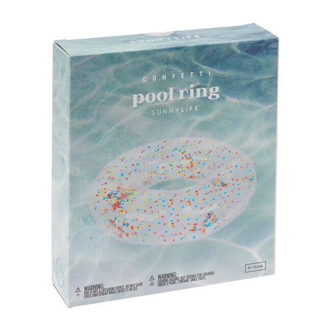 Pool Ring, Confetti