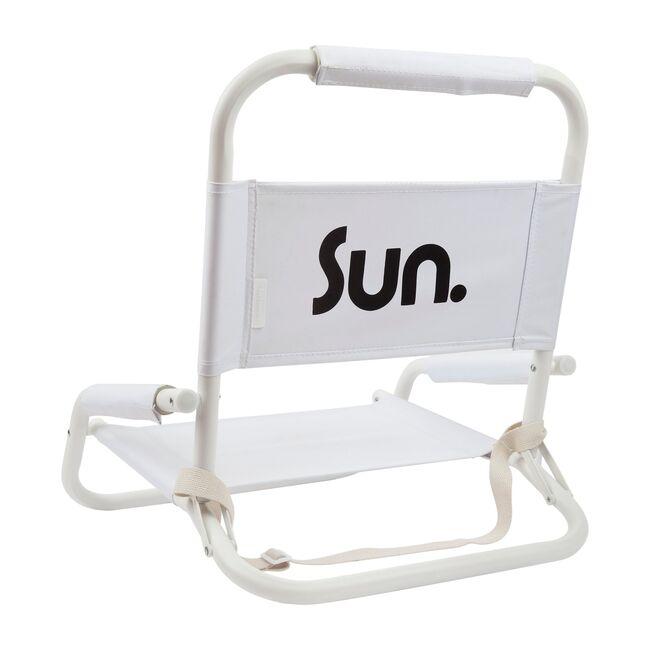 Eco Beach Chair, White