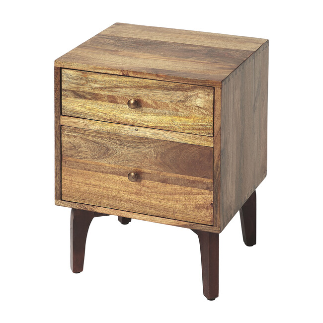 Nuance Accent Table, Natural