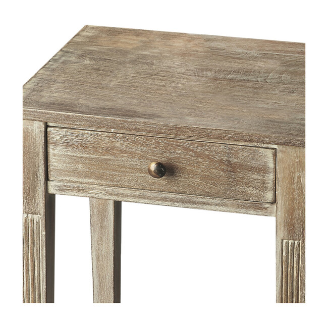 Bixby Side Table, Grey