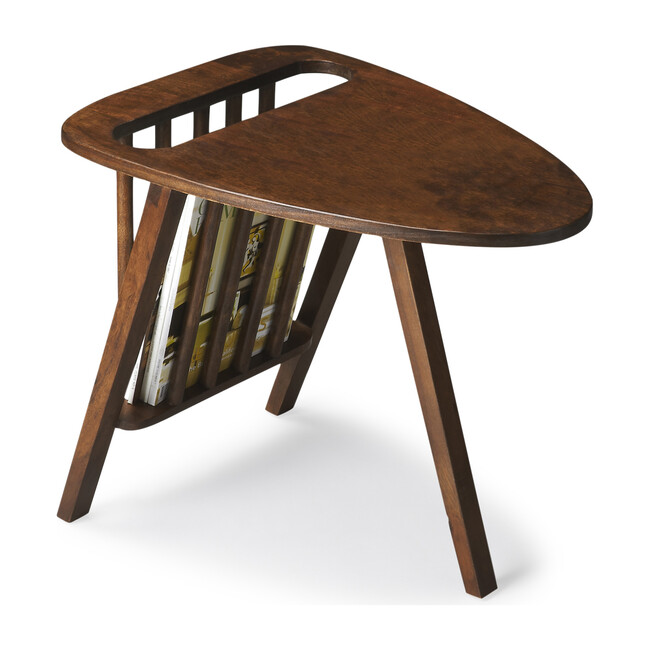 Lowery Modern Magazine Table