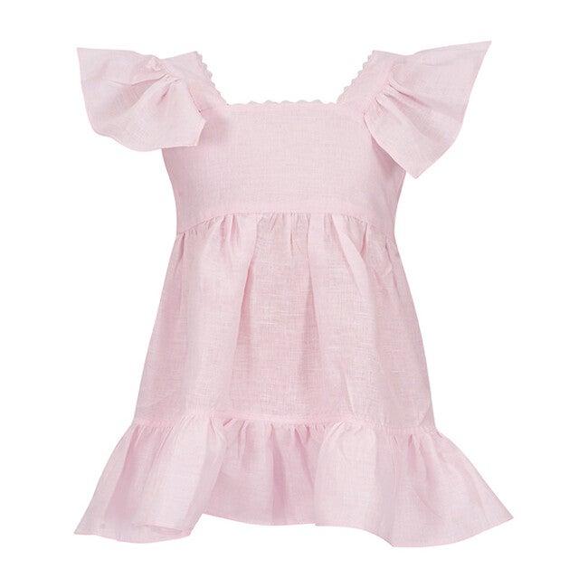 Celine Dress, Pink