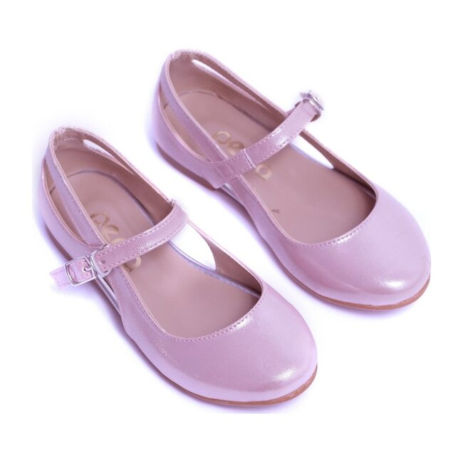 Cut-Out Flats, Pink