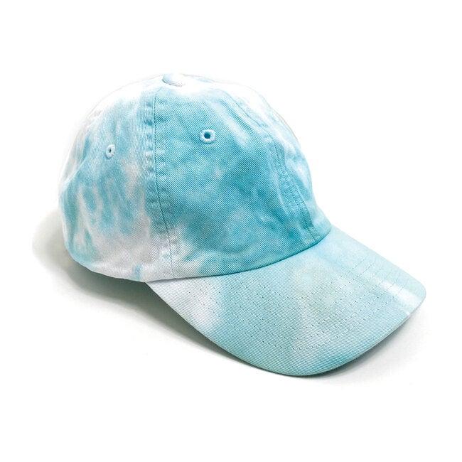 Tie Dye Cap, Teal