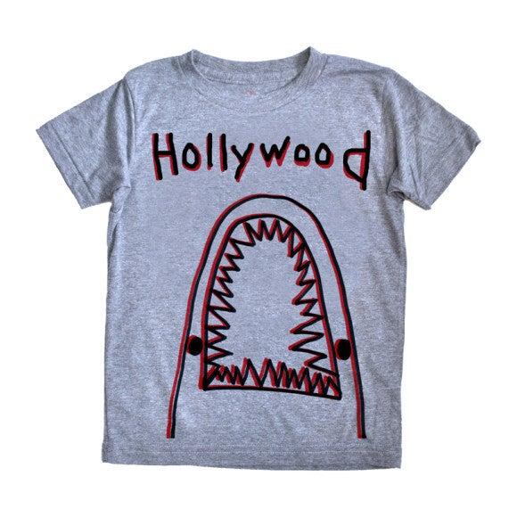 Shark T-Shirt, Grey