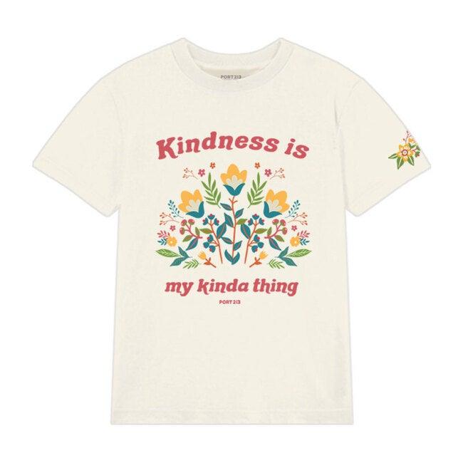 Kindness T-Shirt, Ivory
