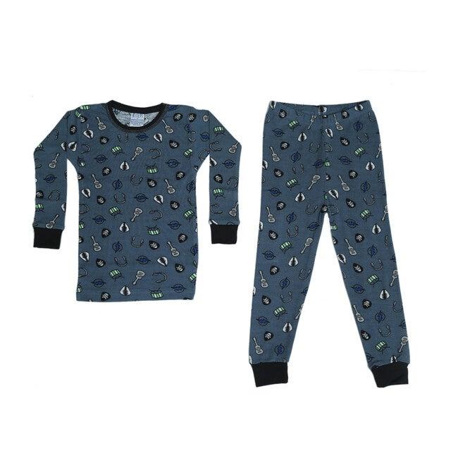 Pajama Set, Rock N' Roll Denim