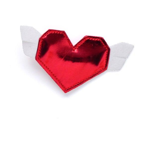 Origami Heart Clip - Hair Accessories - 0