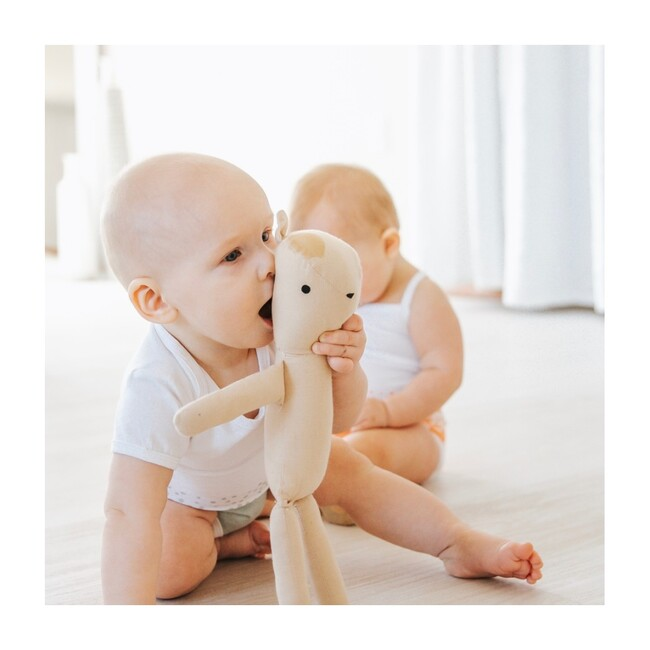 Baby Boy's Sleeveless Onesie Set, Geo