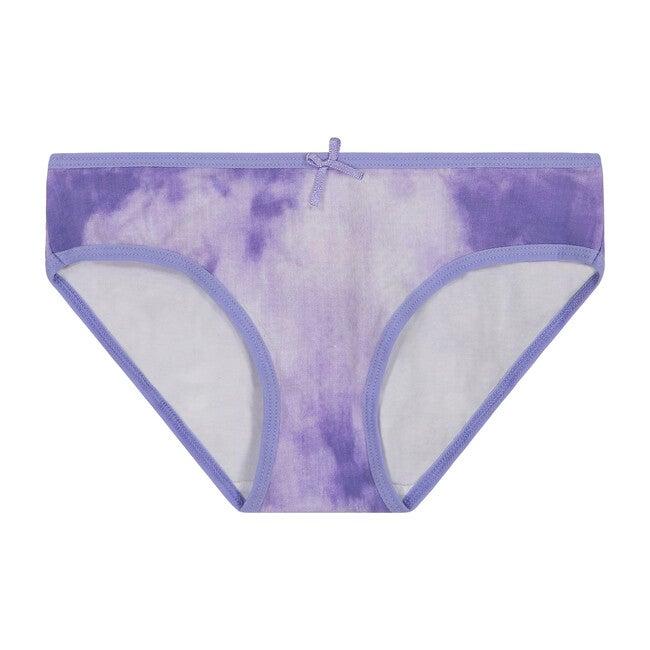 Girls Eight Pack Bikini Brief, Light Pink