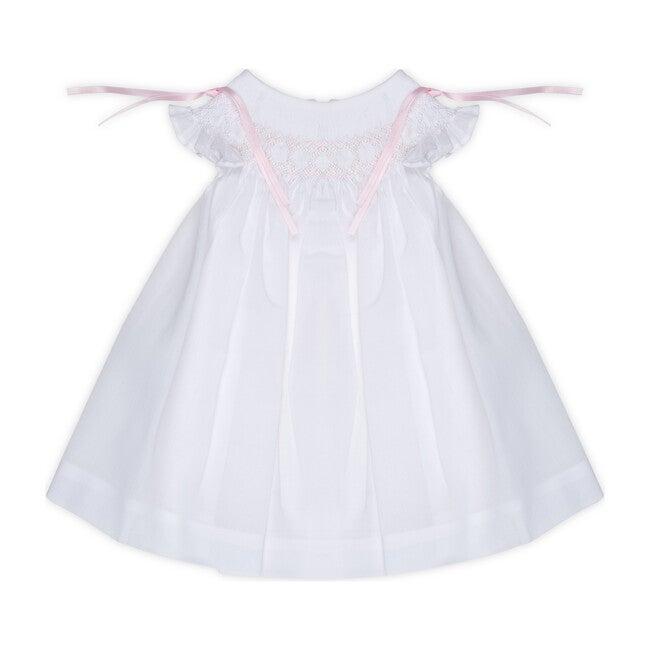 Mini Mundaka Dress, White