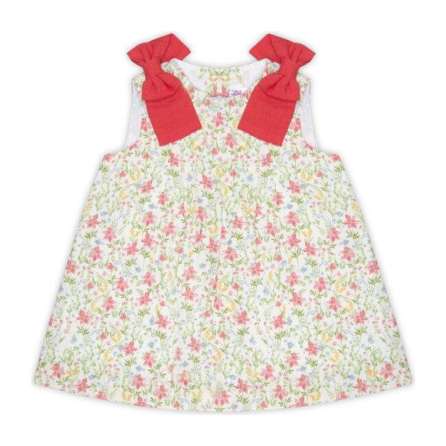 Durango Dress, Coral