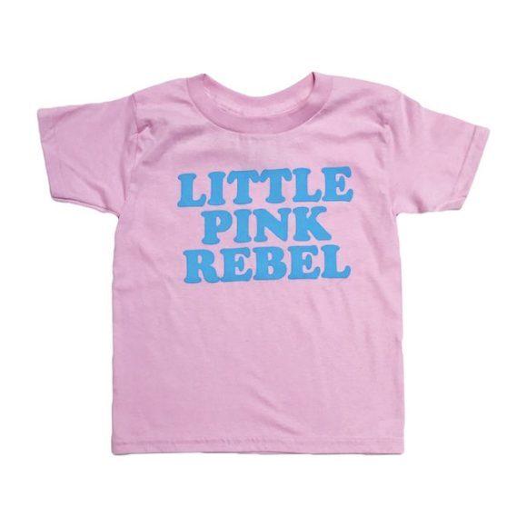Little Pink Rebel T-Shirt