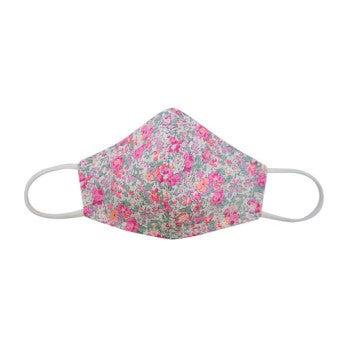 Liberty™ Edition  Cotton Face Mask, Tropical Garden