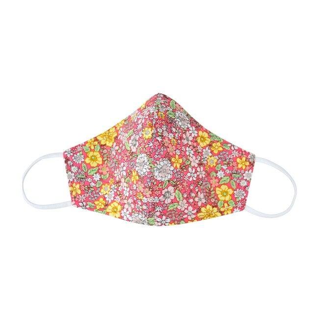 Cotton Face Mask, Summer Florals